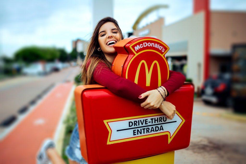 McDonald-轉機