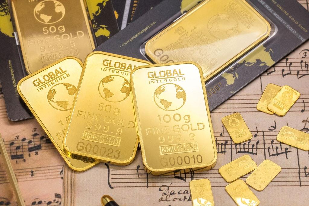黃金-投資
