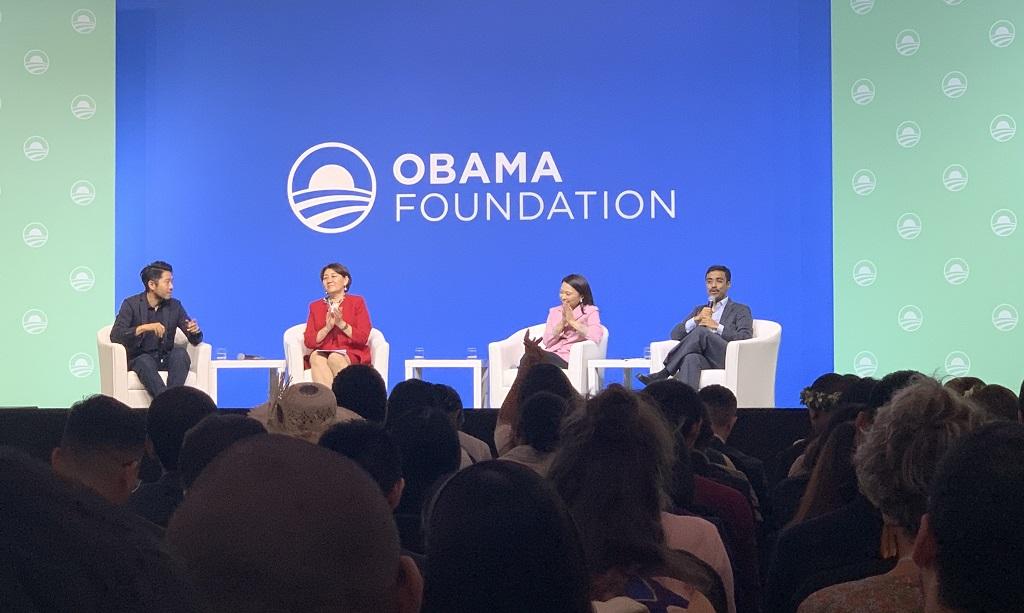 ObamaLeader峰會