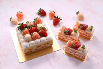 帝苑餅店-RGHK-Pearl White-Awayuki-Kotoka-Strawberry CreamCake