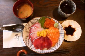 黃色經濟圈-申子-魚生飯