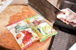 卡樂B-叉燒飯味薯片-薑蓉切雞飯味薯片